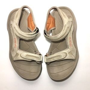 Teva Women's Hiking Sandals w/ Shock Pads